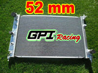 Aluminum Radiator for Ford Falcon BA BF V8 Fairmont XR8 & XR6 Turbo