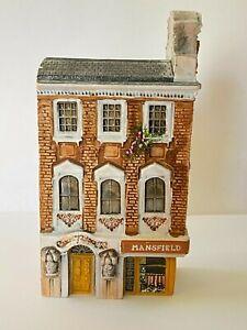 Gault Ceramic Paris MANSFIELD Architectural Building Miniature France