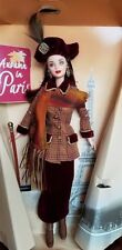 AUTUMN IN PARIS BARBIE DOLL #19367 - 1998 - NEW IN BOX - FALL COLLECTION