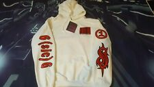 Slipknot Themed hoodie - Dynamo style white