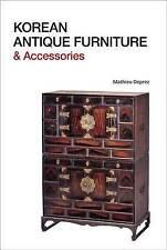 NEW Korean Antique Furniture & Accessories by Mathieu Deprez