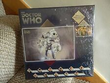 Dr Doctor Who Anniversary Jigsaw Puzzle The Cybermen 500 Piece - Unopened New