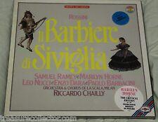 Rossini: IL Barbiere di Siviglia / Horne, Nucci, Ramey, Dara (Vinly set) Import
