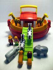 Lot PLAYMOBIL 123 - Réf 6765 - Arche de Noé transportable