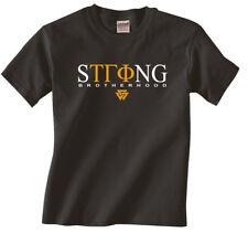 Tau Gamma Phi STRONG BROTHERHOOD Shirt