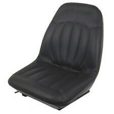 Black Seat With Tracks 6669135 Fits Bobcat 463 542 641 653 742 763 773 853