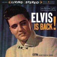 Elvis Is Back! von Elvis Presley (2012)