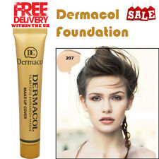 Dermacol Make-Up Cover Foundation Cover All Scars Or Tattoos 207 Waterproof UK