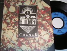 "7"" - Big Country Chance & Tracks of my Tears - 1983 # 6424"