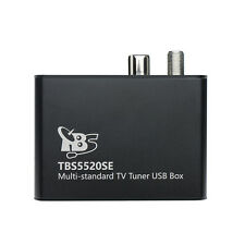 TBS5520SE Multi-standard Universal USB Digital TV Tuner Box For IPTV Streaming