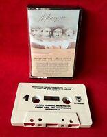 Highwayman Cassette Tape Waylon Jennings Willie Nelson Johnny Cash Kristofferson