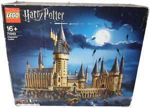 Lego Harry Potter Schloss Hogwarts Set 71043 B-Ware beschädigte Verpackung