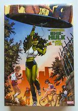 The Sensational She-Hulk Hardcover Marvel Omnibus Graphic Novel Comic Book
