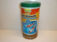 046798164340 Tetra Pond Koi Growth High Protein Food  Expires 01/2020