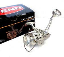 Penn Torque II TRQII5500S Saltwater Spinning Reel - Fully Sealed - SILVER - NEW