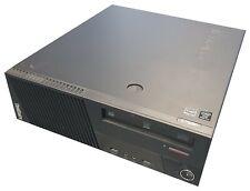 LENOVO M93p płyta pod i3 i5 i7 DVD zasilacz W10 Pro