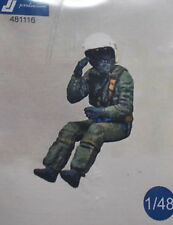 1/48 French pilot late-Cold War modern PJ Production resin