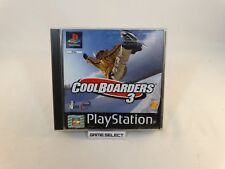 COOL BOARDERS 3 SONY PLAYSTATION 1 2 PS1 PS2 PS3 PAL EUR ITALIANO COMPLETO DEMO