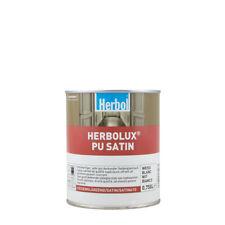 (37,33€/ L)Herbol Herbolux PU Satin 750ml weiss, seidenglänzend