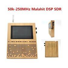 50k-250mhz 3.5 Inch LCD MALACHITE DSP SDR Malahit Transceiver Receiver DIY Tool