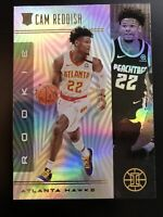 Cam Reddish 2019-20 Panini Illusions Base Rookie Card RC #193 Atlanta Hawks