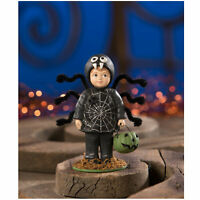 Bethany Lowe Webster Spider Boy Halloween Retro Vntg Style Home Decor Figure