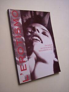 L'EROTISMO. PER INDICARTI IL TUO DESIDERIO...Cineclub Black Maria 1996