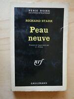 SERIE NOIRE 1074 RICHARD STARK Peau Neuve EO 1964 / Parker Westlake