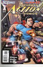 DC Comics Action #45 November 2015 Superman 1st Print NM