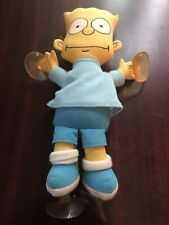 Bart Simpson 10� Doll With Suction Cups 1990 The Simpsons