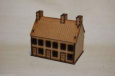 Casa de Segunda Guerra Mundial #1 15 mm X009 terreno escala edificio &