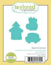 TAYLORED EXPRESSIONS   BACK TO SCHOOL   DIE  TE212