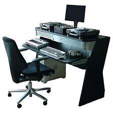 Sefour X60 Home Studio DJ Console Deck Stand Black Xr600-901