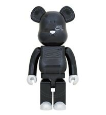 Bearbrick Nike Sb 2020 1000% Black Brand New Free Shipping In Hand Ships Now