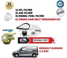 para Renault Kangoo 1.5 dCi 2010> kit correa de distribución +