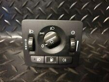 Volvo S40 2006 Headlight Controls Switch Fog Fuel 30739300    myref j10