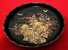 Shibata Porcelain Raised Rim Plate/Bowl Japan