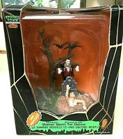 Rare/Retired Lemax Spooky Town VAMPIRE WAKES THE UNDEAD Table Acct 2008 #83636