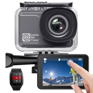 AKASO V50 Pro SE Action Camera, 4K/60fps Touch Screen WiFi EIS 39m Waterproof