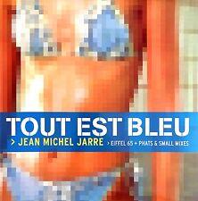 """Jean-Michel Jarre 12"""" Tout Est Bleu - England (M/M)"""