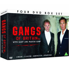 GANGS OF BRITAIN WITH GARY AND MARTIN KEMP LONDON GLASGOW MANCHESTER BIRMINGHAM