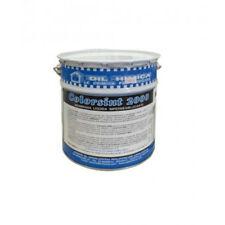 Guaina liquida rossa impermeabilizzante colorsint 2000 kg.3