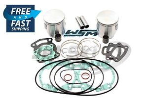 SeaDoo 717 720 Top End Piston Rebuild Kit .0mm Ships from Midwest, Fast Delivery