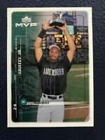 KEN GRIFFEY JR Mariners  1999 Upper Deck MVP #190  w/Top Loader