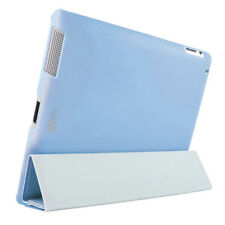 Funda carcasa Trasera Smart Cover para Apple iPad 2 3 4 QOOPRO Color Azul