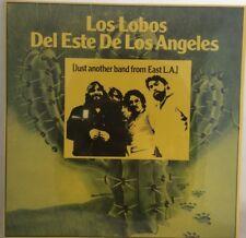 LOS LOBOS LP LOS LOBOS VINYL LOS LOBOS DEL ESTE LOS ANGLES CHICANO ROCK LOS LOBO