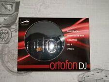 More details for ortofon concorde nightclub mk2 single rrp £129 new in box..