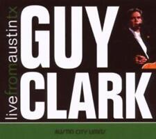Live From Austin TX von Guy Clark (2007)