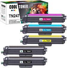 Toner Kompatibel für Brother TN243 TN-247 MFC-L3750CDW DCP-L3510CDW DCP-L3550CDW