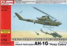 AZ Model 1/72 Bell AH-1G Huey Cobra International # 74019